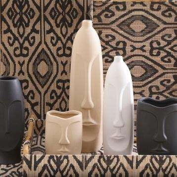 Decorative vases